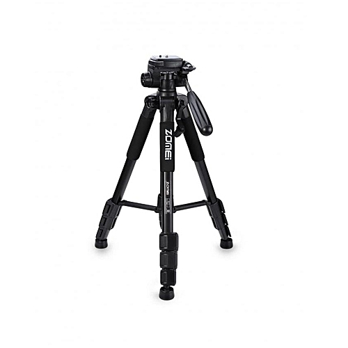buy zomei 56 inch camera video aluminum tripod with bag
