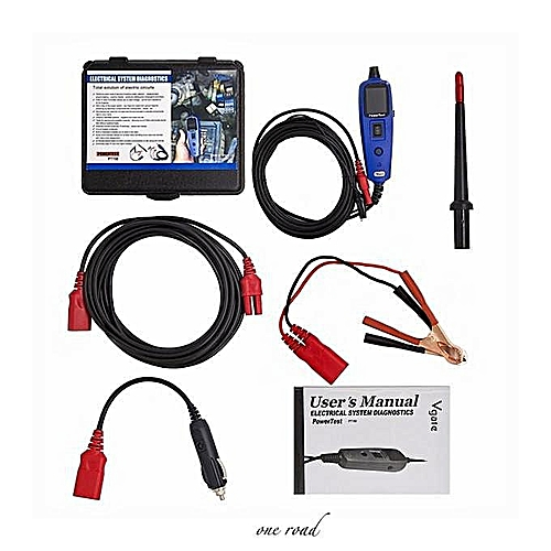 Electrical System Diagnostic Tool Voltage And Continuity Tester Ac/Dc  Voltage Testing Pen