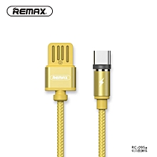 Remax RC-095a Gravity series Magnetic Adaptor Type-C Cable DIOKKC