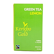 Green Tea Lemon - 45g