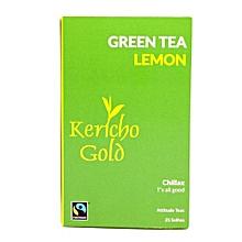 Green Tea Lemon - 45g