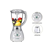 2 in 1 Blender with Grinder/Mixer with Auto Clean Function - 1.5L