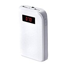 Proda 10000mah Power Bank With Dual Power output- White