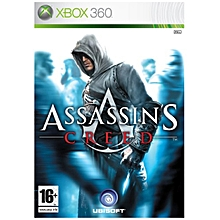 XBOX 360 Game Assasins Creed