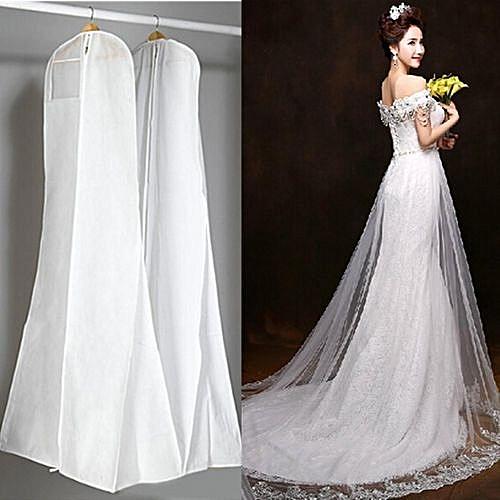 Buy UNIVERSAL Large Wedding Dress Bridal Gown Garment Dustproof ...