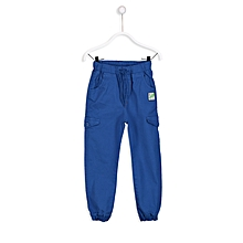 Blue Fashionable Skinny Trousers