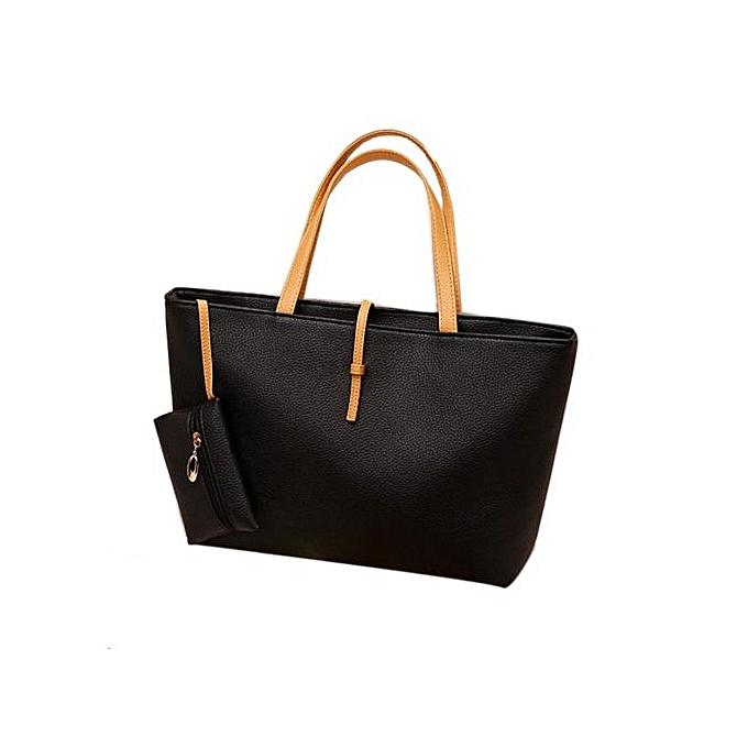 Fashion Handbag Lady Shoulder Bag Tote Purse Women Messenger Hobo Crossbody Bag BK