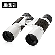 30X40 1500M / 9500M Binocular Fully-coated Roof Prism Telescope - White