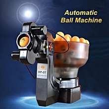 HP-07 Ping Pong/Table Tennis Robots Automatic Ball Machine for Training-Exercise