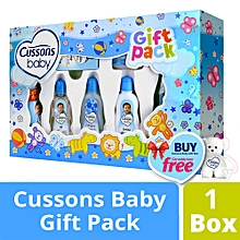 Baby Mild & Gentle  Giftbox, Buy 1 get a Teddy Bear Free.