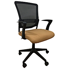 Special Offer! Ergonomic Office Chair with Mesh Back and Fabric Seat