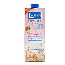 Soymilk Light+Collagen 1 L