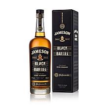 Black Barrel Irish whisky - 750ml