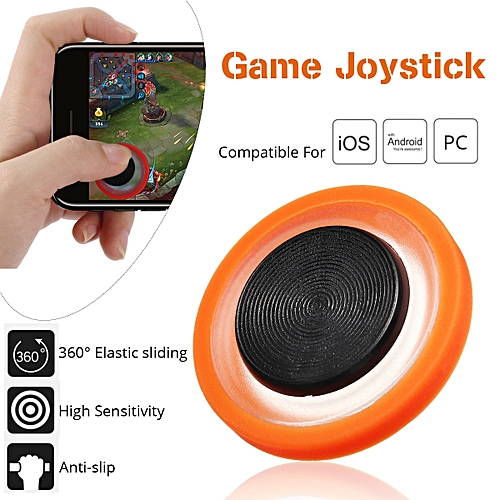 For PUBG Mobile Phone Game Joystick Mini Anti-slip Smartphone Game Pad  Controller Gaming Trigger for IOS Android PC FCSHOP