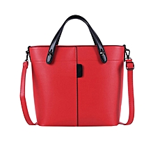 Red Elegant Style Ladies Handbag