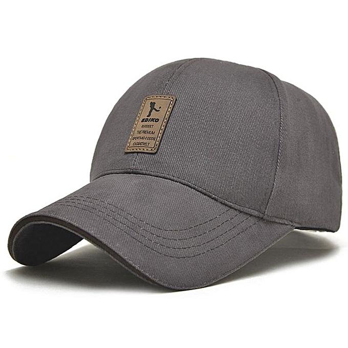 73d02ca21 Cotton Golf Cap Outdoor Sun Hat Sports Hat Baseball Cap