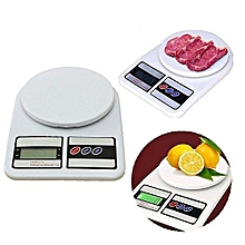 Electronic Kitchen Digital Premium Quality Multipurpose LCD Screen Digital Weighing Scale Machine Upto 10 Kg