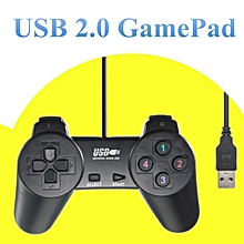 Wired USB 2.0 Gamepad Game Controller Joypad Joystick For Computer Laptop PC