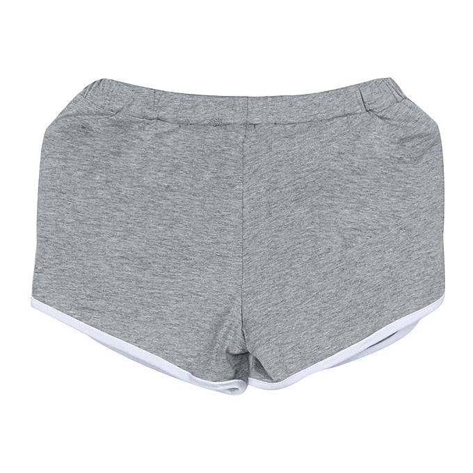 76feb1c097 duanxinyv New Summer Pants Women Sports Shorts Gym Workout Waistband Skinny Yoga  Short