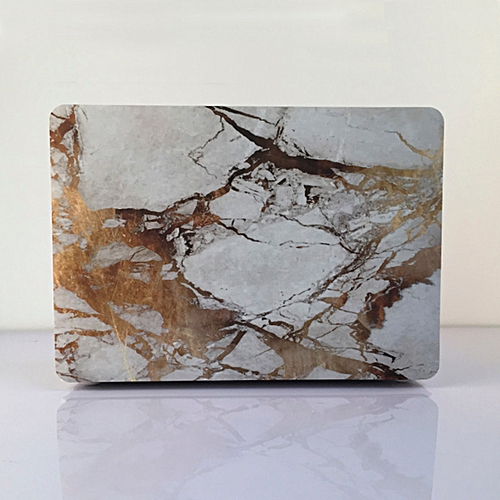 innovative design cc769 cb0ab Marble Matte Hard Case Cover Top Bottom Shell For Macbook Air Pro 13.3 Inch  #01