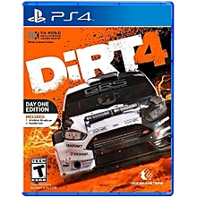 PS4 Game DiRT 4