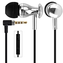 JBMMJ MJ9600 High - End Earphones 24K Gold Contacts In Ear Headphone