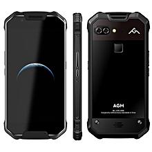 AGM X2 SE Triple Proofing Phone, 6GB+64GB, Fingerprint Identification, Dual 12.0MP Back Cameras, 6000mAh Battery, IP68 Waterproof Dustproof Shockproof, 5.5 inch Android 7.1 Qualcomm Snapdragon 653 MSM8976SG Octa Core, Network: 4G, OTG, NFC(Black)