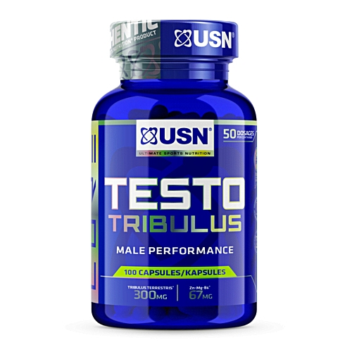 Testo Tribulus - Potent Testosterone Amplifier