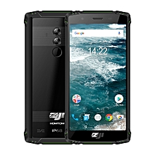 "ZOJI Z9 - 5.7"" 4G Android 8.1 6GB/64GB 5500mAh Face ID OTG - Green"