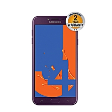 "Galaxy J4 - 5.5"", 32GB, 2GB RAM, 13MP Camera (Dual SIM) Purple."