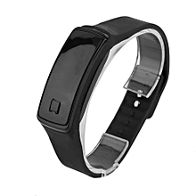 Super Lightweight LED Touch Sport Running Soft Silicone Smart Wristaband