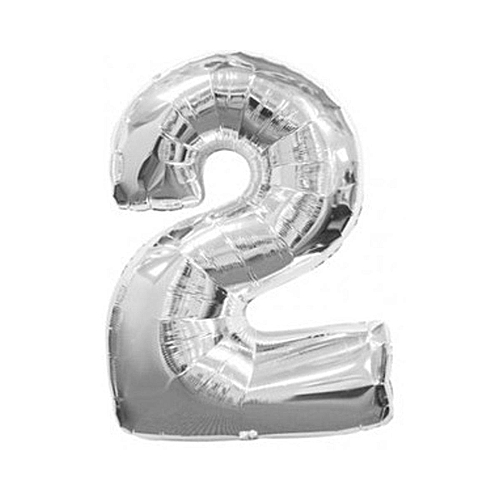 Buy Generic 18th Birthday Foil Balloons 32 Big Party Decorations Boy Girl Gold Silver 81cm Best Price