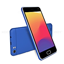 """Mate6 5""""  512MB RAM 4GB HDD 5MP Android 7.0 Dual Sim 3G Smartphone 4 Core Blue"""