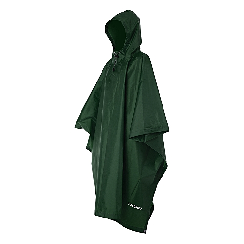457b4c72367 Generic TOMSHOO Multifunctional Lightweight Raincoat with Hood Hiking  Cycling Rain Cover Poncho Rain Coat Outdoor Camping Tent Mat   Best Price