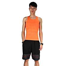 Men's Slimming Vest Top Slim Shirt Chest Belly Control Body Shapers S-XXL