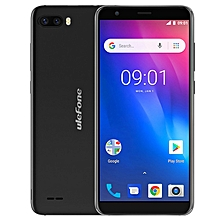 S1 5.5-inch (1GB, 8GB ROM)  Android 8.1 Oreo, 3000mAh, 8MP & 5MP + 5MP, Dual Sim 3G Smartphone - Black