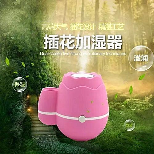 Buy Universal 300ml Mini Usb Mist Maker Mini Flower Vase Humidifier