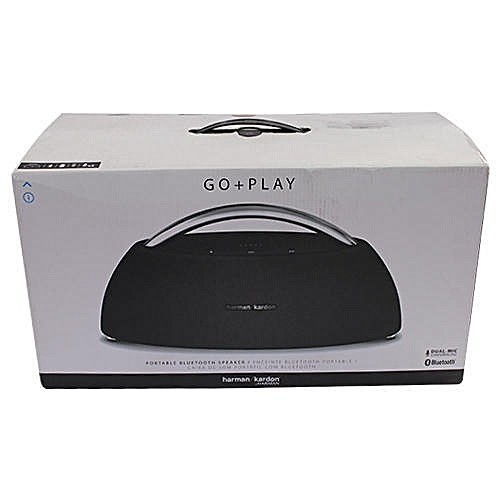 GO+Play Mini Portable Bluetooth Wireless Speaker-Black