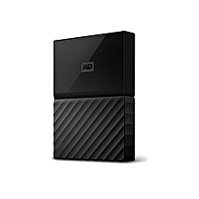 My Passport 1TB External Hard Disk Drive - Black