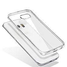 Case ULTRA THIN 0.3mm Clear Rubber Soft TPU Cover Case For Samsung Galaxy S7- Transparent