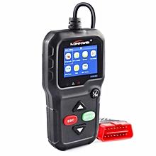 ODB2 Automotive Scanner Supports Multilingual OBD2 Scanner OBD II Auto Diagnostic-Tool KW680 For proton Perodua More Petrol Car LBQ