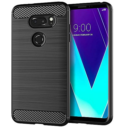 LG V35 ThinQ Case Cover, Rugged case,Soft TPU material