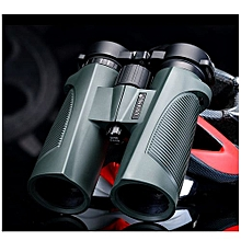 10x42 HD Binoculars Bird Mirror Night Vision Telescope-Green
