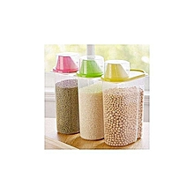 Cylinder Storage Containers - 4 Pieces