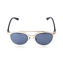 Women's Reflective Mirror Sunglasses - Grey