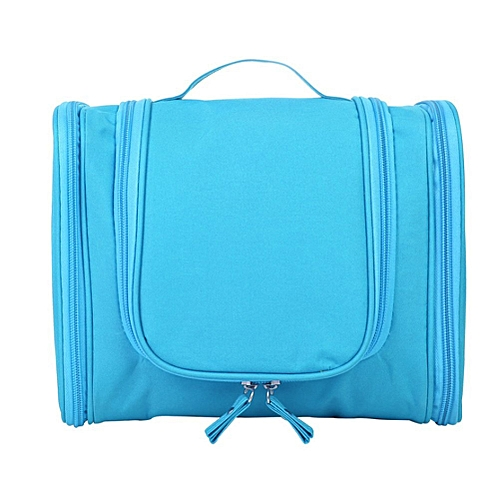 7ce711dfdbc9 Buy Generic Cosmetic Bags With Hanging Hook For Bathroom Storage Personal  Items Bag - Blue   Best Price
