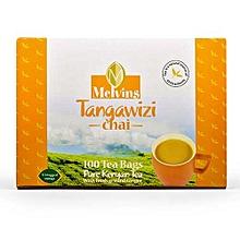 Tangawizi With Fresh Ground Ginger 100 Bags