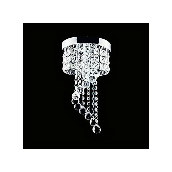 ... Modern LED Galaxy Spiral Crystal Chandelier Lamp Fixture Lighting Pendant Decor # 220V