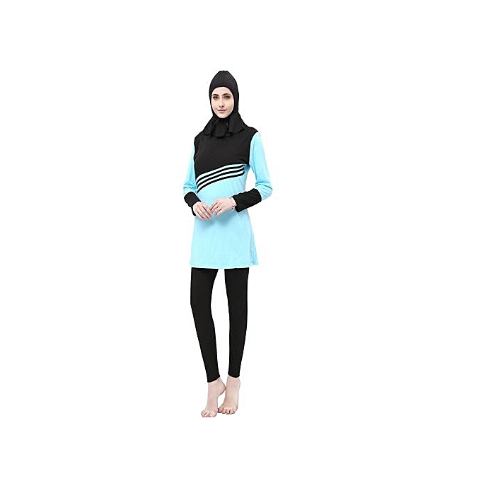 f5df91e591c Muslim Adult Muslim Swimwear Swimsuit Hijab Bathing Suit For Islamic Women