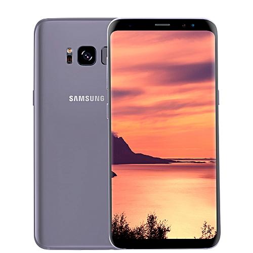 Galaxy S8+ Edge 6 2 Inches (4GB,64GB ROM)Single SIM - Gray